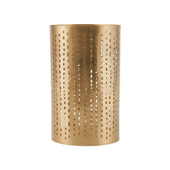 House Doctor Tealight Holder, Brass finish Large