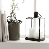 House Doctor Lantern - Origi Dark Antique Small