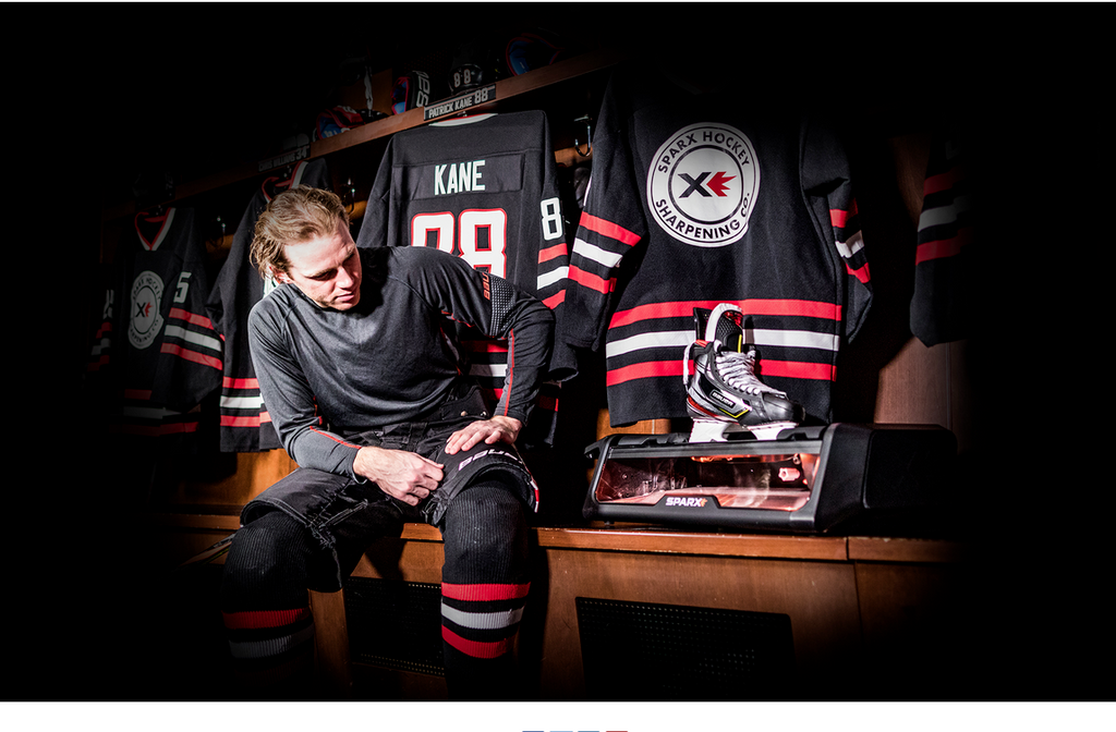Why Patrick Kane and Every Hockey Player Needs A Perfect Skate Sharpening