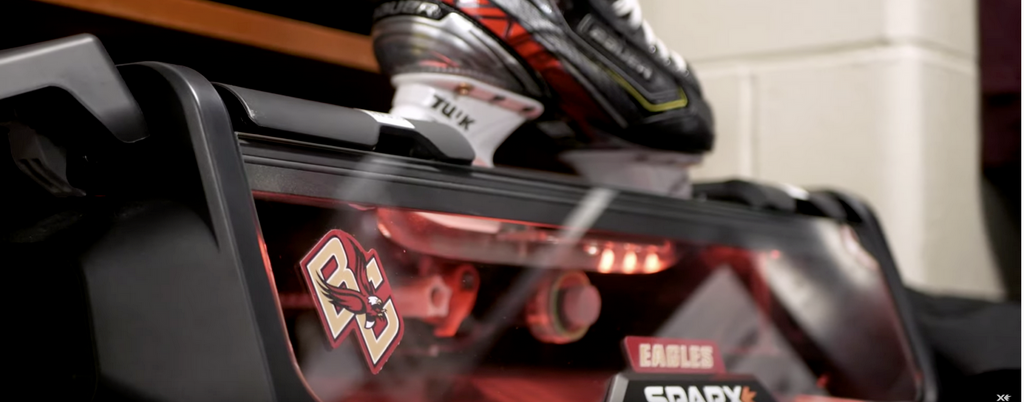 Boston College's Iggy Tarajos Shares How Sparx Gives The Eagles A Competitive Edge