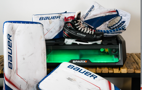 Goaltender Skate Sharpeners