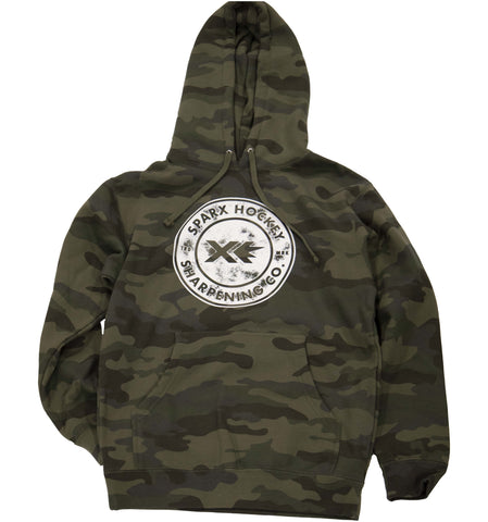 The Trademark Sweatshirt - Forrest Camo