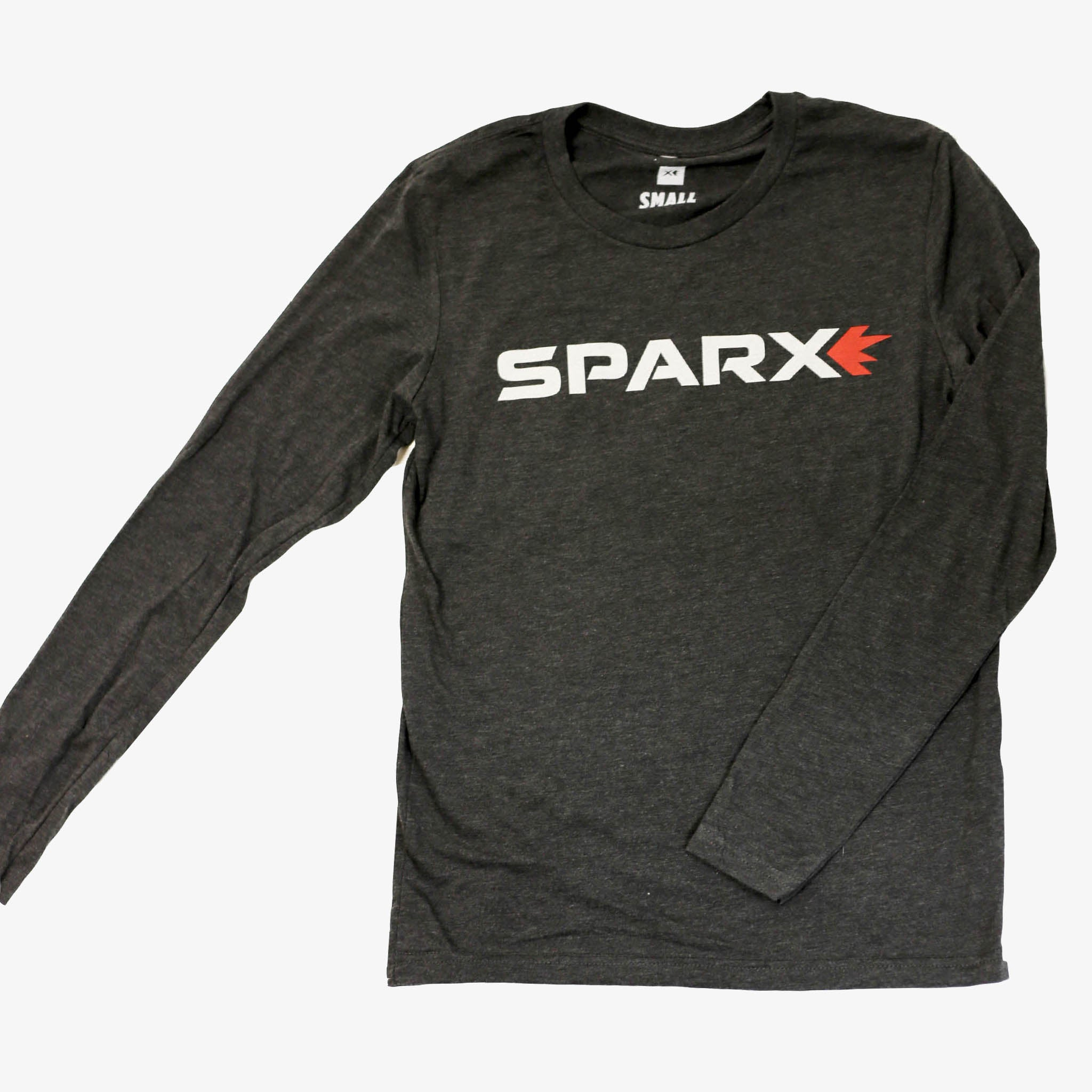 Mens Sparx Logo Long Sleeve