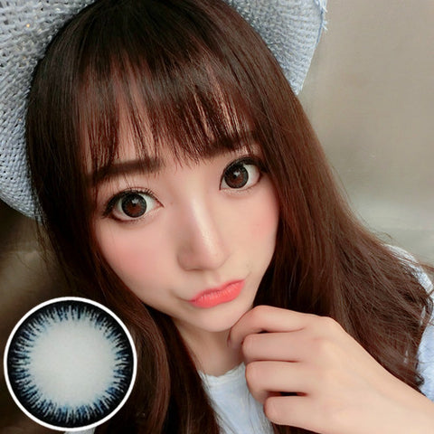 Contact lenses RT Rui pupil - vanilla beautiful eyes (Blue) - Girlsight