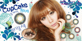 Circle lenses EYEWISH  -  Cake four colors (Blue) - Girlsight  - 2