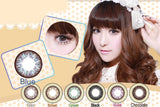 Circle lenses CICI Hee Love -  Great Lolita (Blue) - Girlsight  - 2
