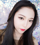 Circle lenses CICI Hee Love - 23 years old (brown)