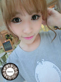Circle lenses CICI Hee Love - Great Goddess (Black)