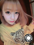 Circle lenses EYEWISH  -  If Qi (Black) - Girlsight  - 3