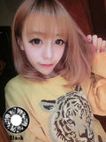 Circle lenses EYEWISH  -  If Qi (Black) - Girlsight  - 4