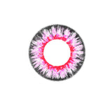 Circle lenses EYEWISH  - Dream four-color (pink) - Girlsight  - 1