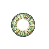 Circle lenses CICI Hee Love -  Pineapple three-color (Green) - Girlsight  - 1