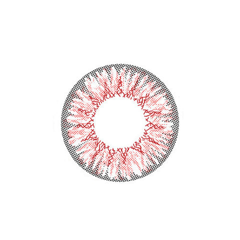 Circle lenses EYEWISH  -   Fireworks (Pink) - Girlsight