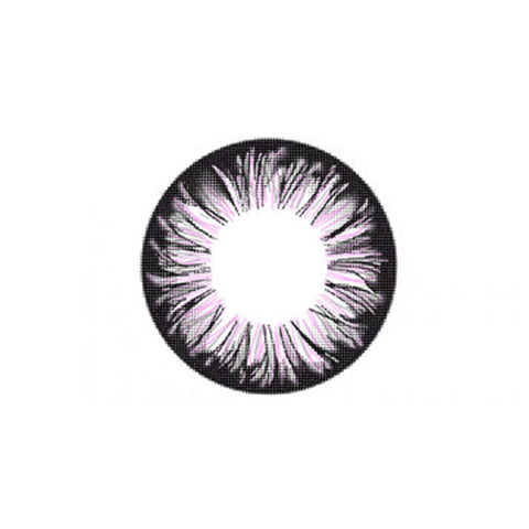 Circle lenses EYEWISH  -    Princess Fifi (Pink) - Girlsight