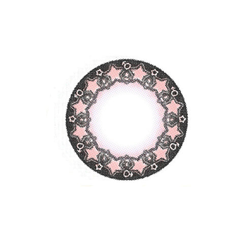 Circle lenses EYEWISH  -  Sailor (Pink) - Girlsight  - 1