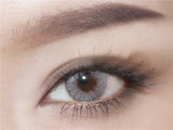 Cosmetic Contact Lenses EYEWISH -Europe (Grey)