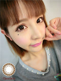 Contact Lenses  CICI Hee Love - Little black dress (Chocolate) - Girlsight  - 3