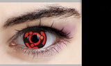 Circle lenses cosplay  - Spot (Red) - Girlsight  - 2