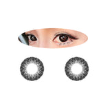 Circle lenses EYEWISH  - Refreshing (Black) - Girlsight  - 2