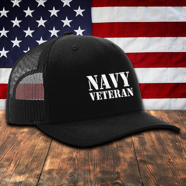 57d3c00a6 ... low price navy veteran hat navy veteran hat da6b8 ee8de