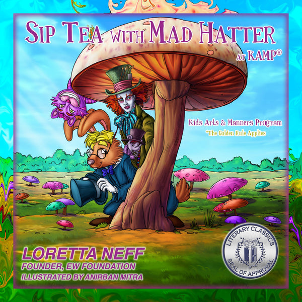 Sip Tea with Mad Hatter