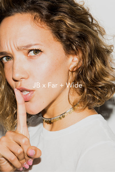 Jenny Bird x Far and Wide Collective Lookbook