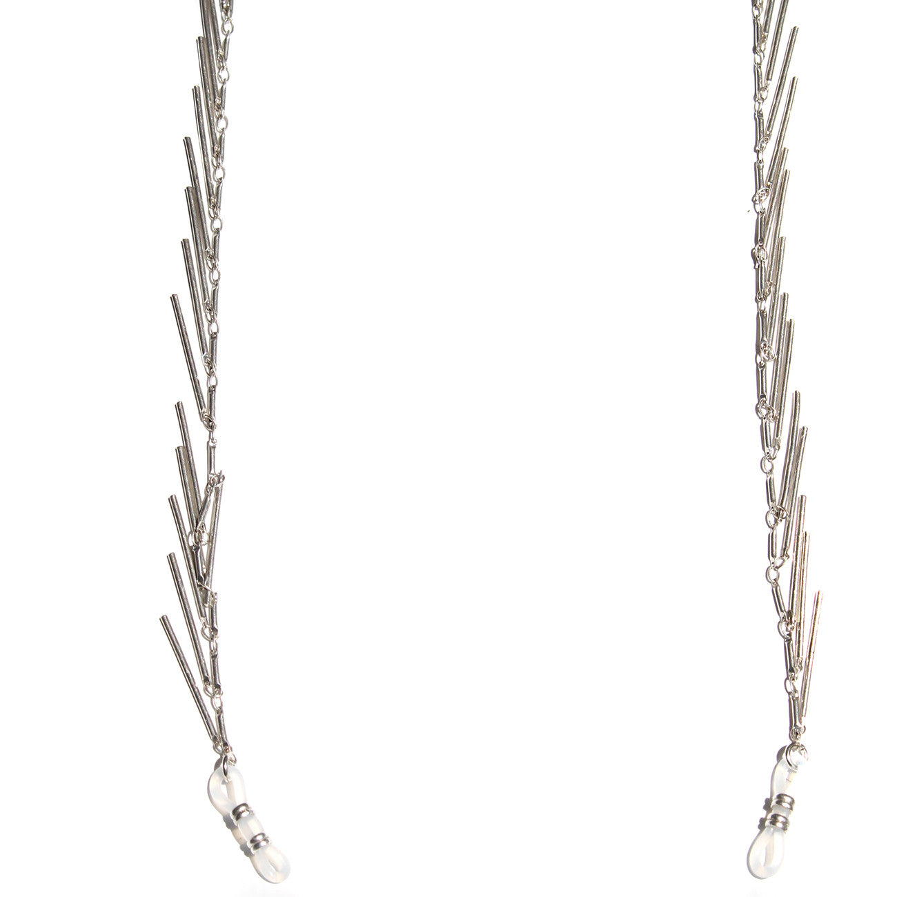 Jenny Bird Glasses Chain in High Polish Silver