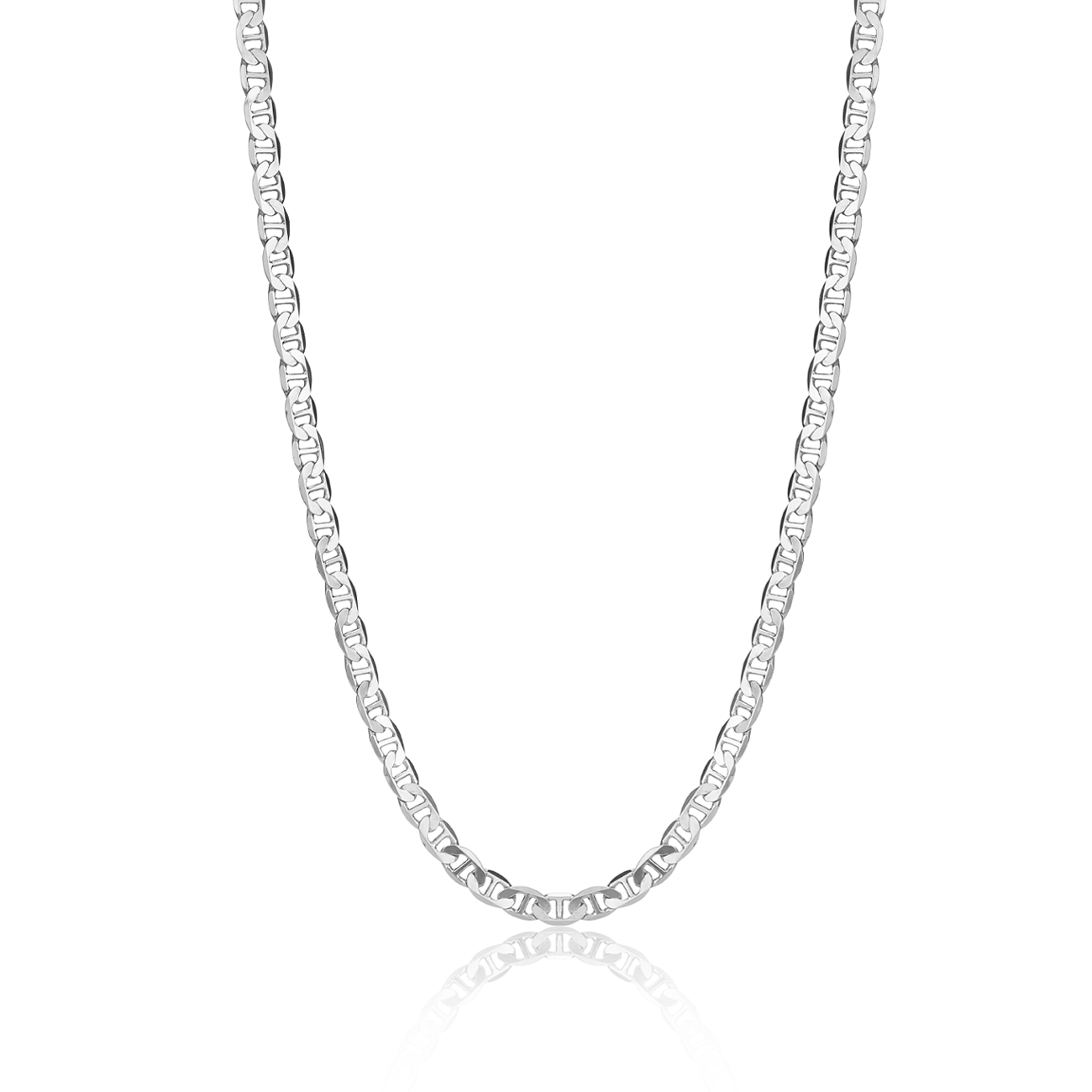 Bobbi Chain Necklace - Large