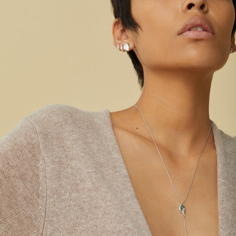 Constance Lariat Necklace