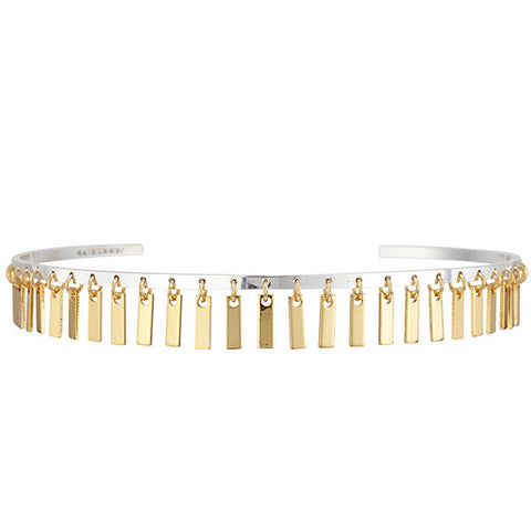 Jenny Bird Raya Choker in Two Tone