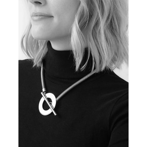 Rhye Collar by Jenny Bird in Gold