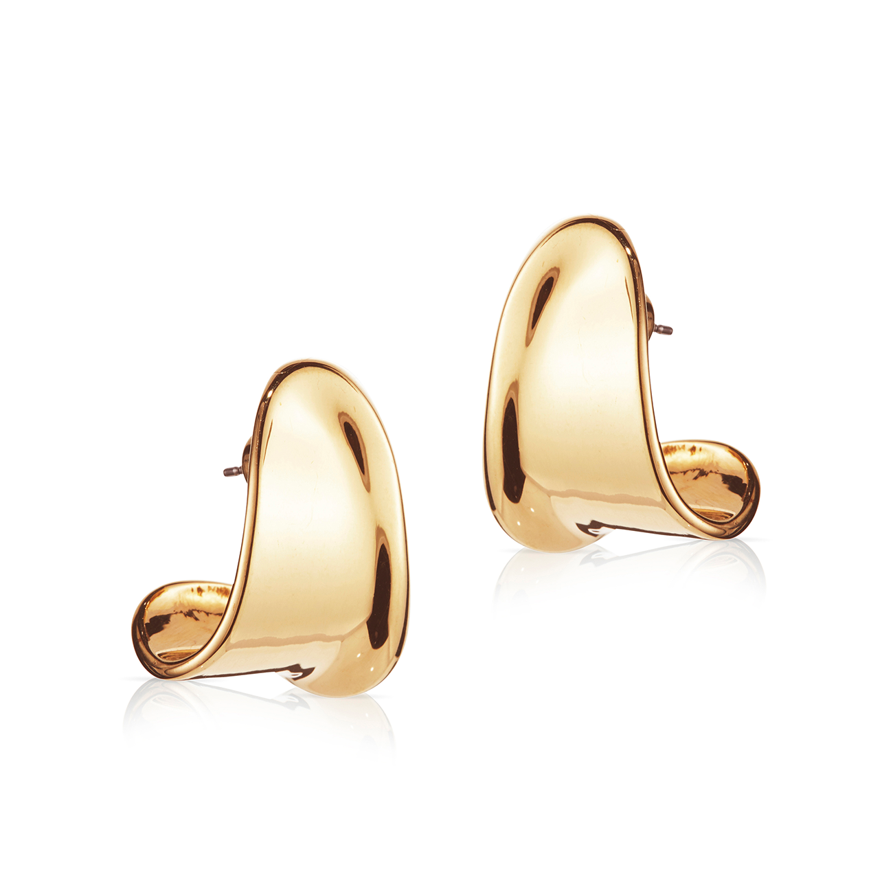 Clip On Juno Earrings
