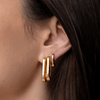 Teeni Toni Huggie Earrings