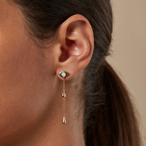 Denni Drop Earrings