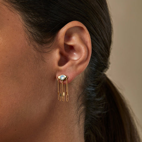 Veaux Drape Earrings
