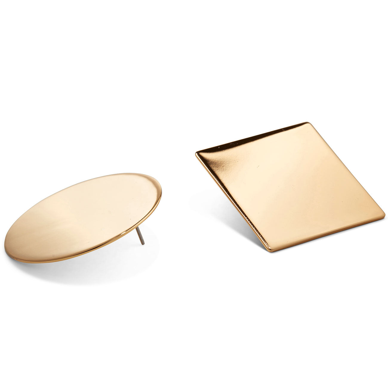 The Baysides Earrings by Jenny Bird in Gold