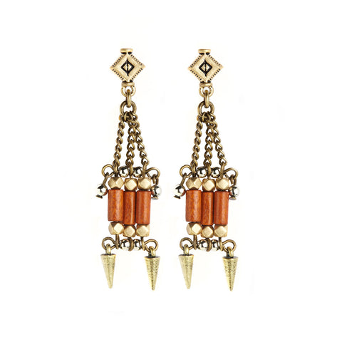 Maderas Earrings