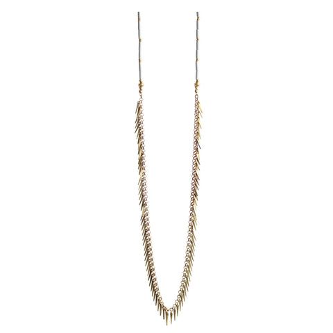 Jenny Bird Palm Rope in Gold