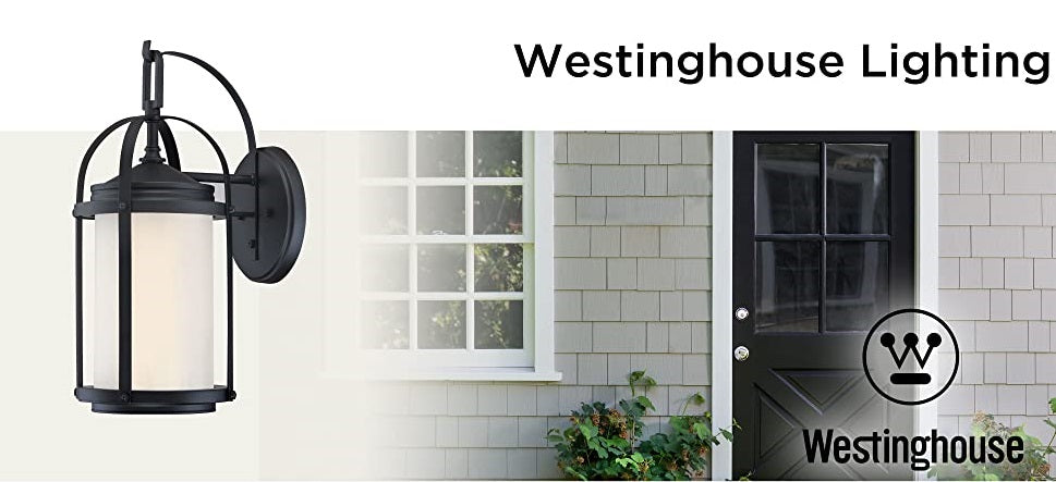Traditional outdoor wall sconce adds classic style and inviting illumination to any home.