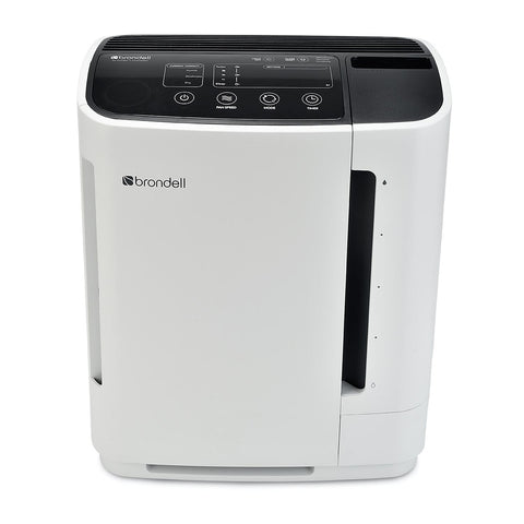 Brondell O2+ Revive True HEPA Air Purifier + Humidifier, White - Wholesale Home Improvement Products