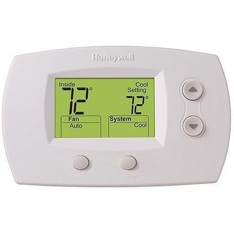 Honeywell - TH5220D1003  Electronic Low Voltage Wall Thermostat - Wholesale Home Improvement Products