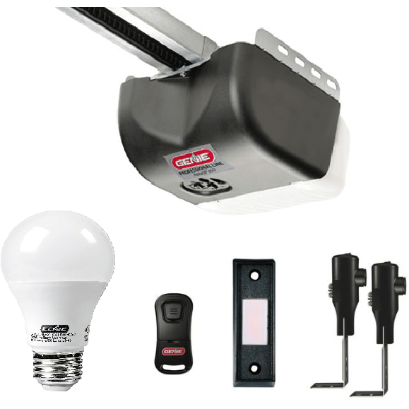 Genie Reliag Pro Series Model 1028 Garage Door Opener Wgenie Led Bulb