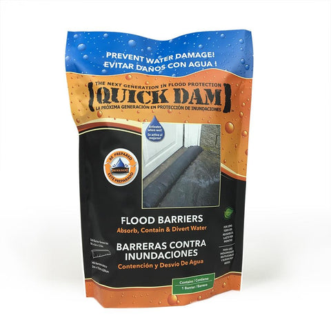 Quick Dam 5 Feet Flood Barriers - Wholesale Home Improvement Products