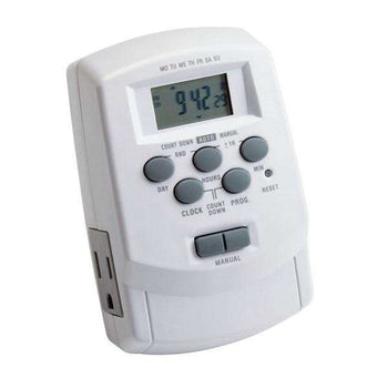 Kichler - Transformer Digital Timer 12V White - Wholesale Home Improvement Products