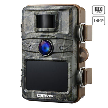 Campark Trail Camera T70 14MP 1080P Game & Hunting Camera - Wholesale Home Improvement Products