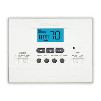 Braeburn 2000NC Value 5-2 Day Programmable Thermostat