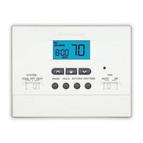 Braeburn 2000NC Value 5-2 Day Programmable Thermostat - Wholesale Home Improvement Products
