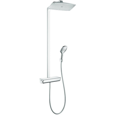 Hansgrohe 27112001 Raindance Select Showerpipe, Chrome - Wholesale Home Improvement Products