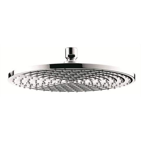 Hansgrohe 27474001 Raindance Downpour AIR Showerhead, 10-Inch, Chrome - Wholesale Home Improvement Products