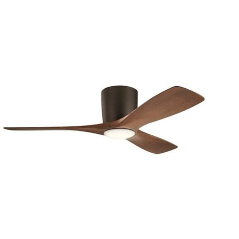 "Kichler - 48"" Volos Fan Satin Natural Bronze - Wholesale Home Improvement Products"